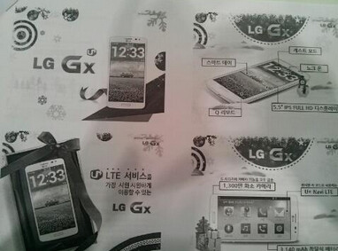 Is LG prepping a new flagship model called the LG Gx? - Does LG have a 5.5 inch LG Gx coming?