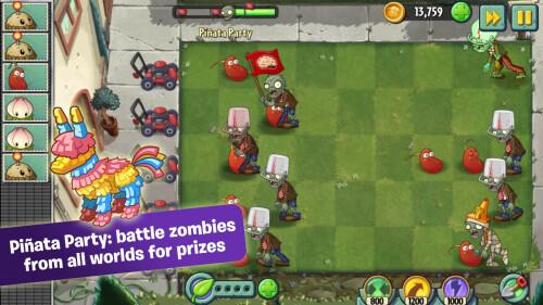 Plants vs. Zombies 2 by PopCap