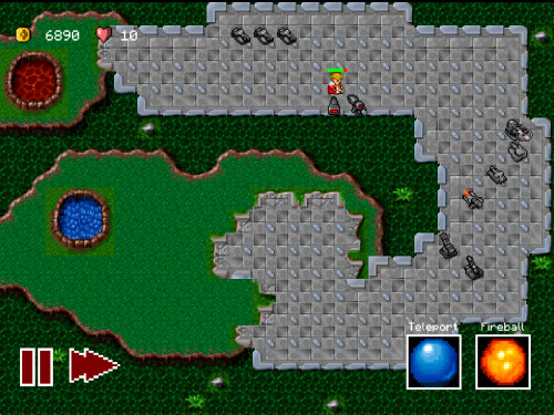 Heroes vs. Mechs screenshots