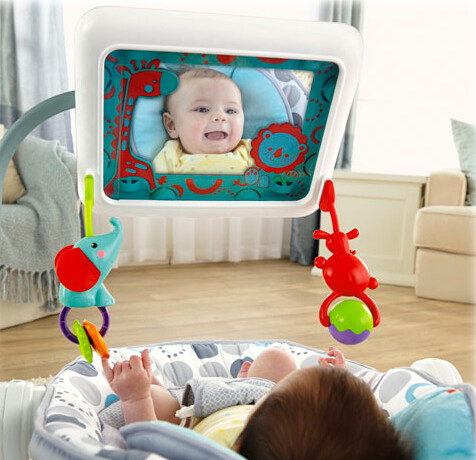 Petition tries to get Fisher Price to stop selling child seat that supports iPad