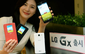 The LG Gx is now official