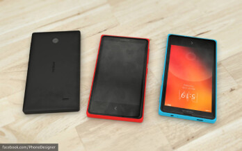Affordable Nokia Normandy with customized version of Android concept render