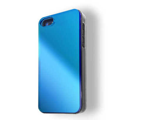 Zero Gravity Mirror iPhone case