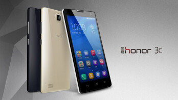 What can $130 buy? The brand new Huawei Honor 3C with a quad-core CPU and up to 2GB of RAM!