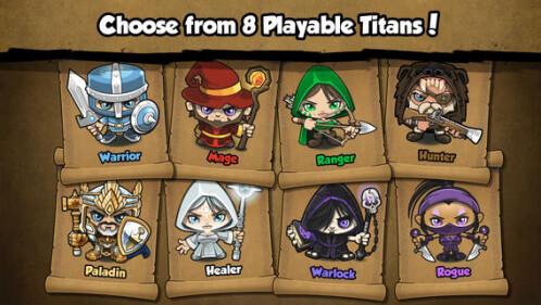 Pocket Titans screenshots