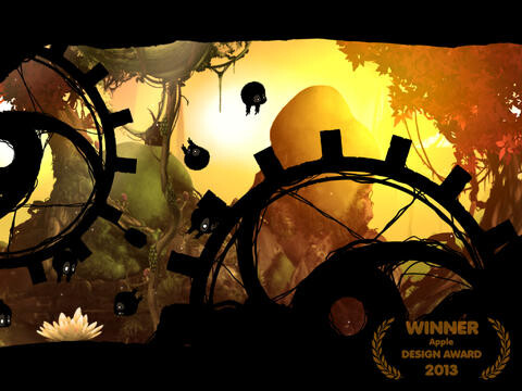 iPad game of 2013: Badland - $3.99