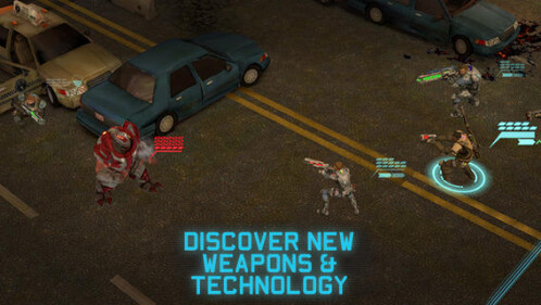 iPad first runner-up: XCOM: Enemy Unknown - $19.99