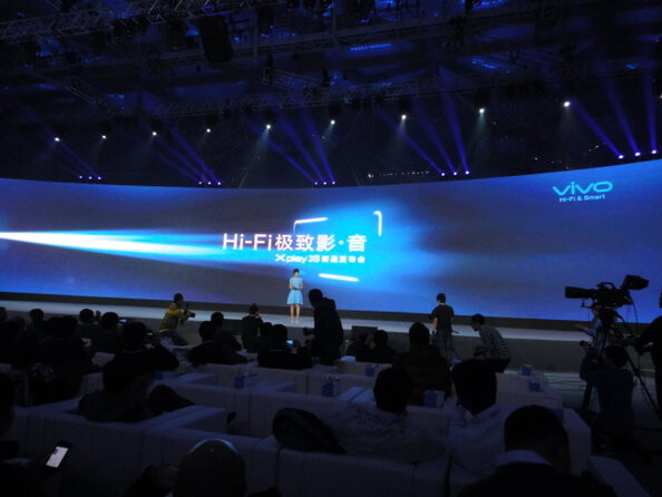 Watch the Vivo Xplay 3S launch live here (ended)