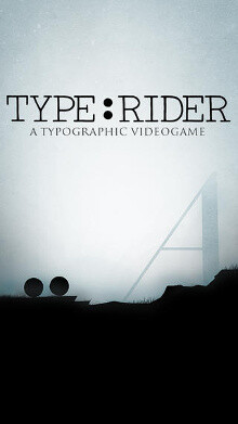 Type Rider is all about fonts.