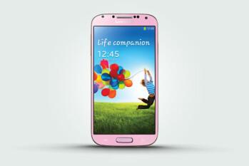Phones 4u begins pre-orders of pink Galaxy S4 in Britain