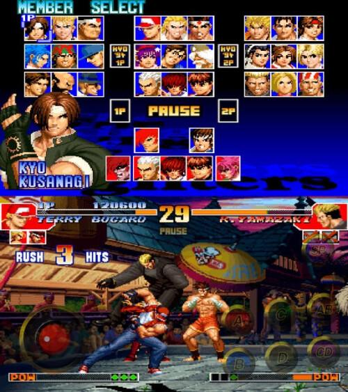 THE KING OF FIGHTERS '97 - Android, iOS - $1.99