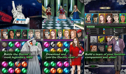 Doctor Who: Legacy - Android, iOS - Free
