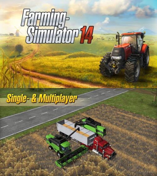 Farming Simulator 14 - Android, iOS - $2.99