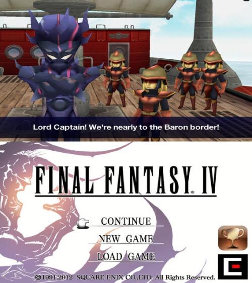 Final Fantasy IV - Android, iOS - $15.99