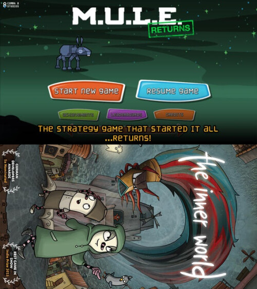 Mule Returns - iOS - $4.99