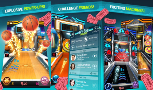 Skee Ball Arcade - Android, iOS - Free