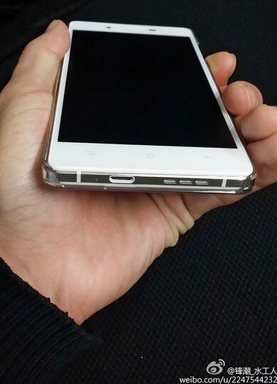 Hi-Res pictures leak of the OPPO R1