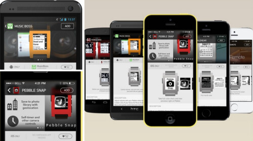 The Pebble app store is coming in 2014