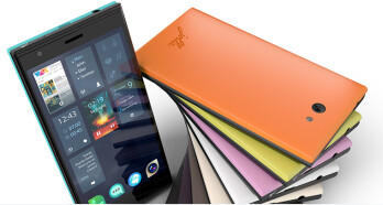 Sailfish OS-touting Jolla phone now available for order for Europeans from all corners