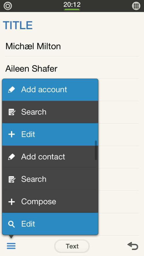 Tizen 2.1 user interface shown off in new leak