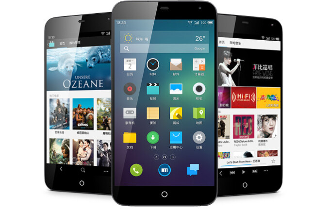 One of China's biggest, Meizu, planning to start selling phones in US come 2014
