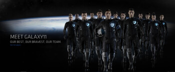 The first episode of Samsung's massive GALAXY 11 campaign shows off the team that will save planet Earth