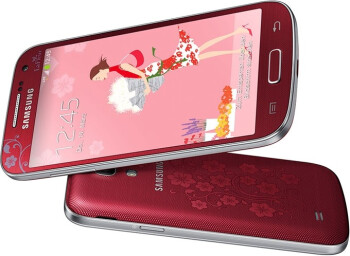 Samsung Galaxy S4 Mini La Fleur Edition revealed