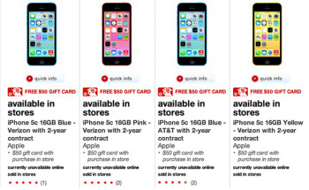 Target is having a last second holiday sale on some Apple devices