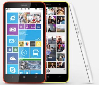 The Nokia Lumia 1320