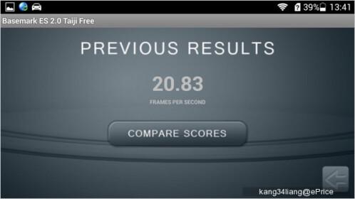 Basemark score