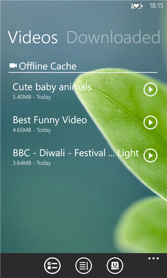 UC Browser for Windows Phone