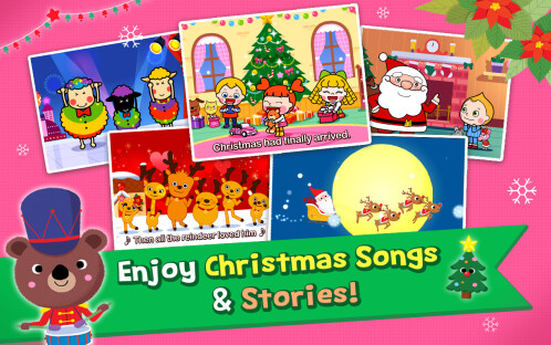 Kids Christmas Songs & Stories