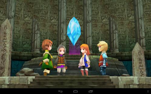 Final Fantasy III – $15.99 -> $7.99