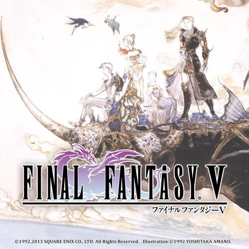 Final Fantasy V – $15.99 -> $7.99
