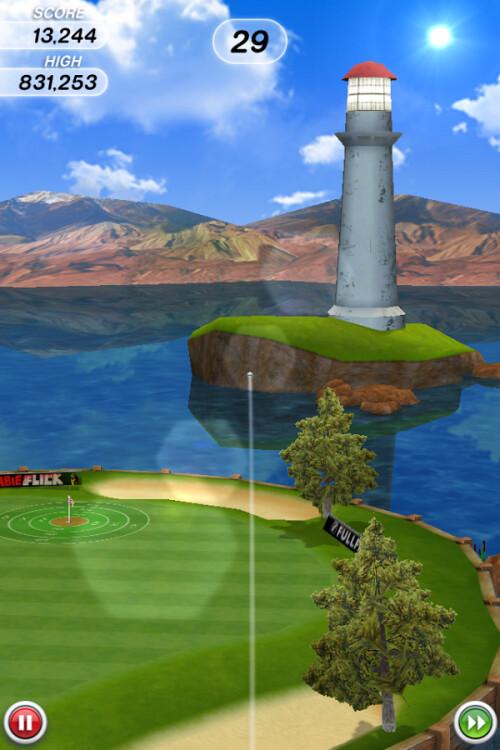 Flick Golf! - $2.31 -> $0.99