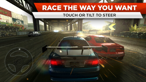 Need For Speed Most Wanted – $1.99 -> $0.99