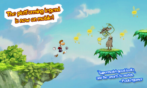Rayman Jungle Run - $1.99 -> $0.99