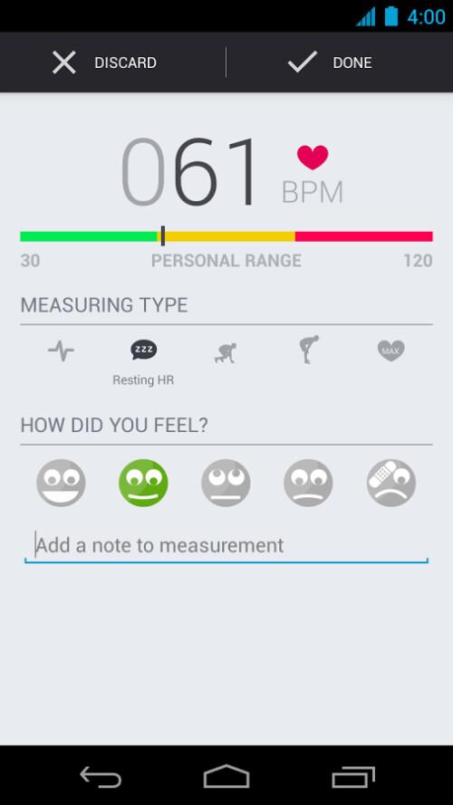 Runtastic Heart Rate PRO – $1.99 -> $0.99