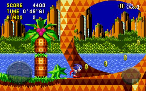 Sonic CD - $2.99 -> $0.99