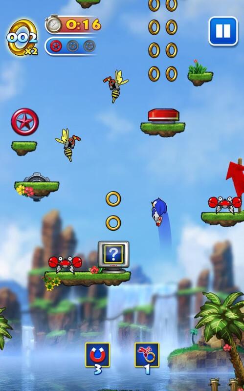 Sonic Jump – $2.99 -> $0.99