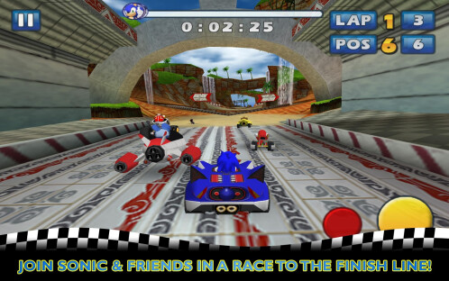 Sonic & SEGA All-Stars Racing - $2.99 -> $0.99