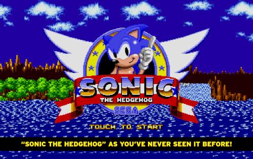 Sonic The Hedgehog - $2.99 -> $0.99