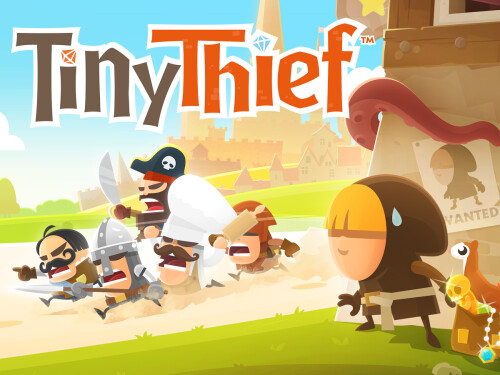 Tiny Thief – $2.99 -> $0.99