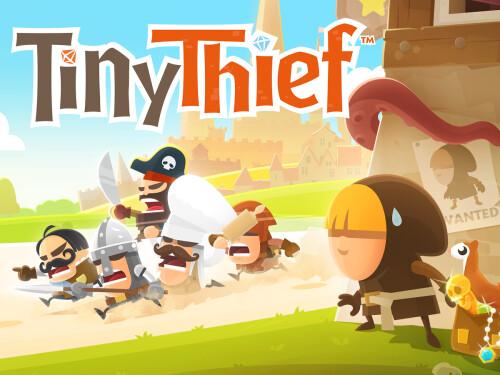 Tiny Thief – $2.99 -> $0.99