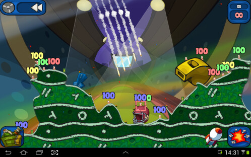 Worms 2: Armageddon – $4.99 -> $0.99