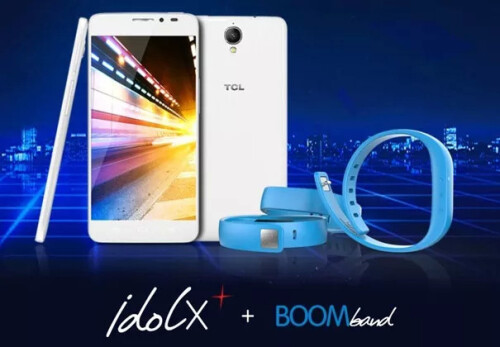Alcatel (TCL) One Touch Idol X+