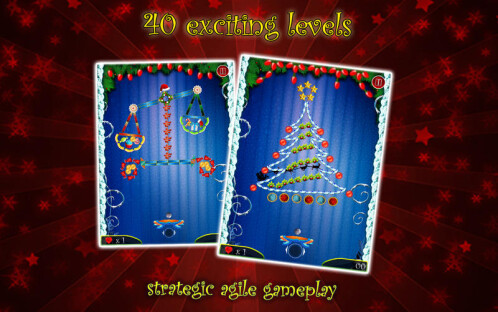 Paddle Shock Breaker – Christmas Edition for BB OS 10