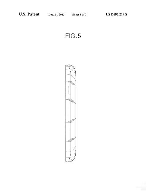 Possible Samsung smartphone design #4