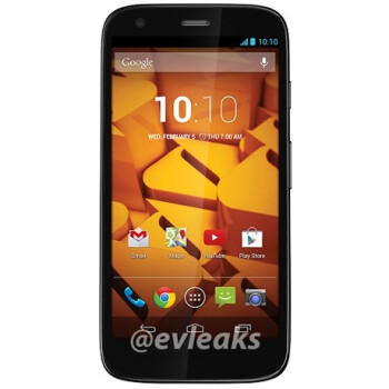 Motorola Moto G to be released by Boost Mobile?