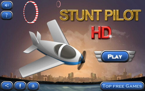 Stunt Pilot for BlackBerry OS 10 screenshots